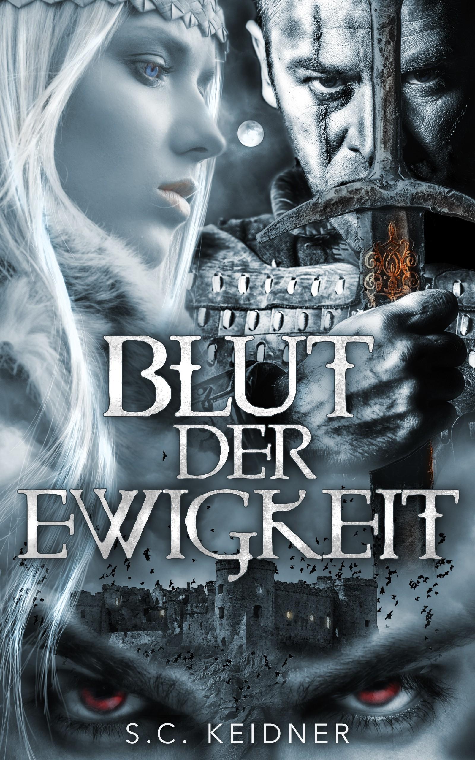 Design a cover for a romance fantasy novel / Erstelle ein Cover für einen ROmance Fantasy Roman
