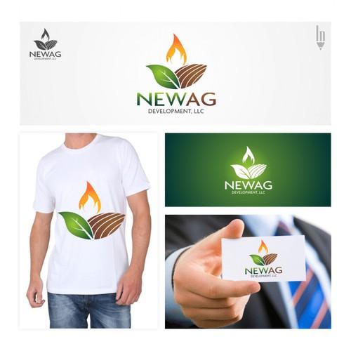 New Ag logo design