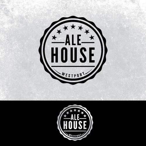 ALE HOUSE needs a new logo