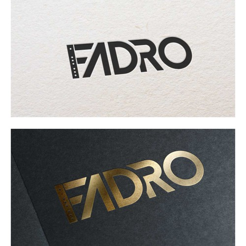 Designs for Fadro logo contest