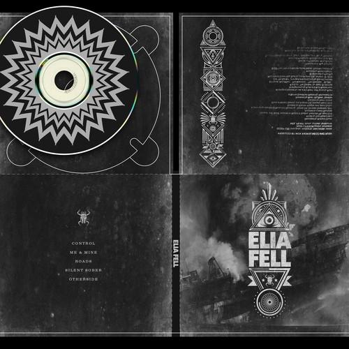 Elia Fell album cover