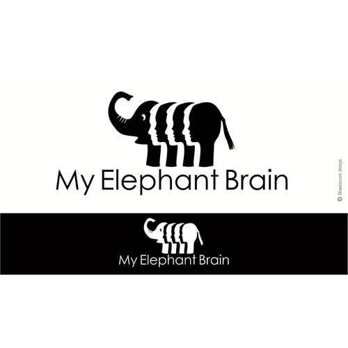 My Elephant Brain needs a new logo