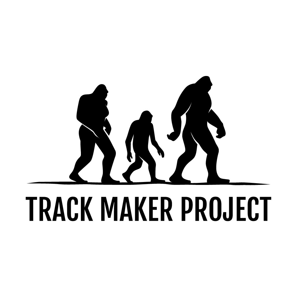 Original logo for Sasquatch research project
