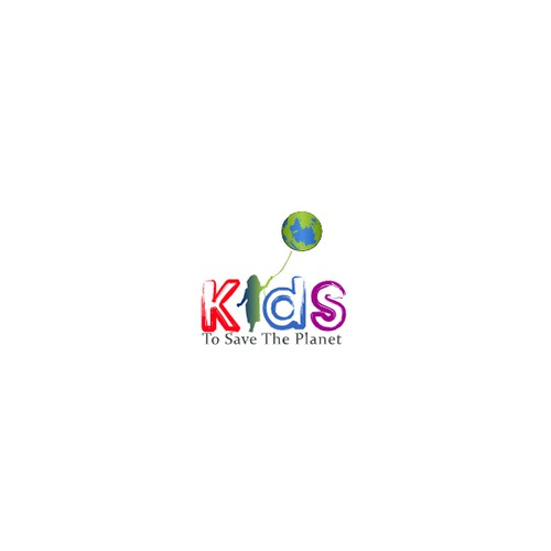 Create a Logo for a Charity to be run by College students-KidsTo Save The Planet