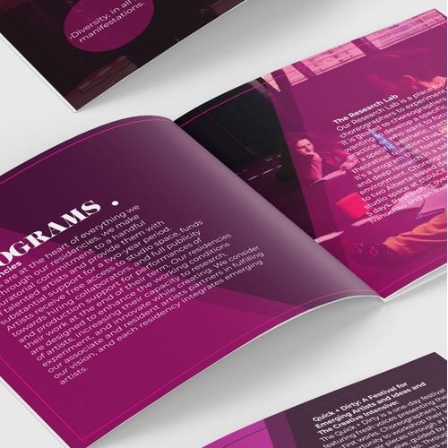 Diseño de catálogo.