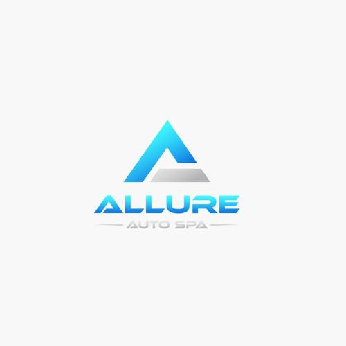 Allure Auto Spa Logo