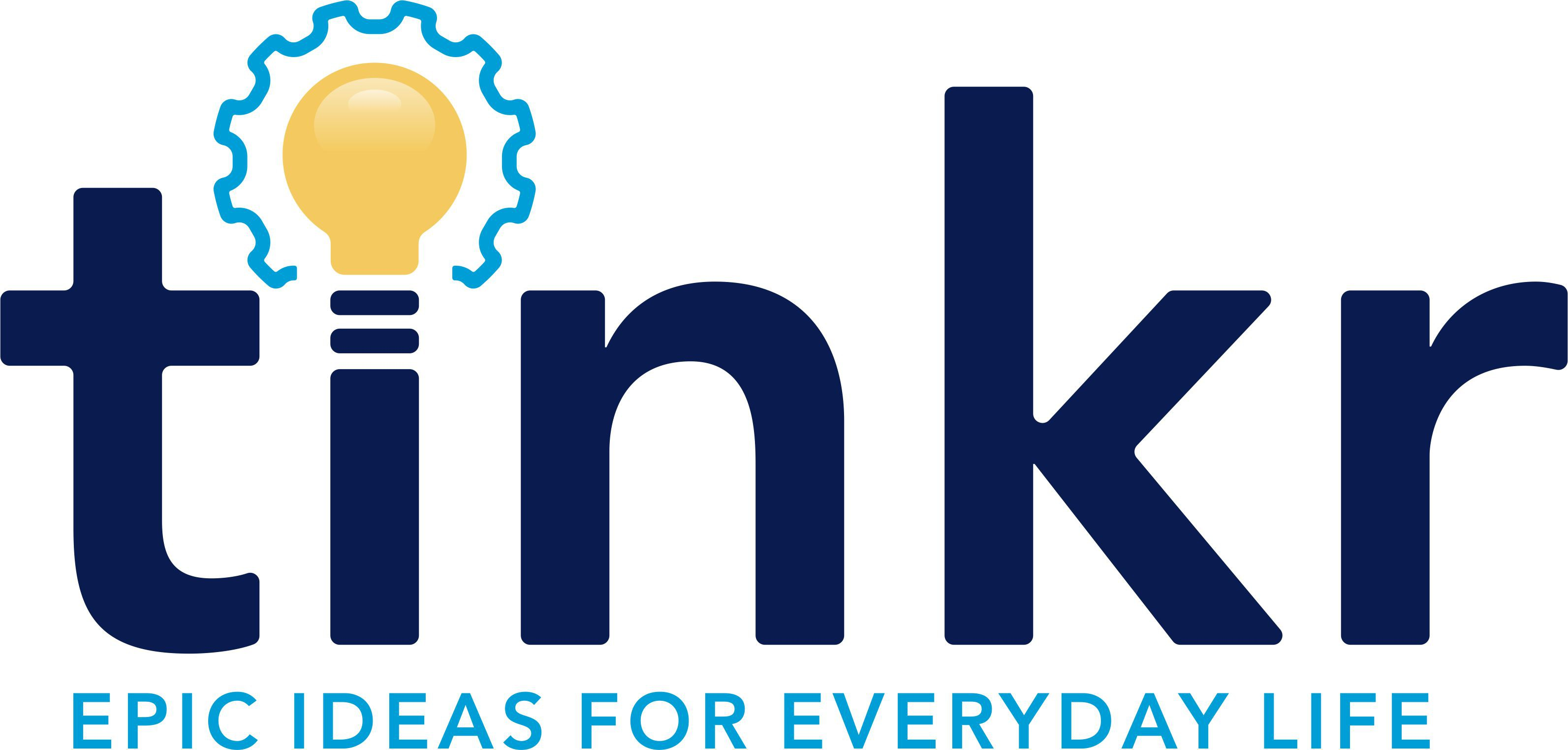 Tap into your inner innovator and design a logo for Tinkr