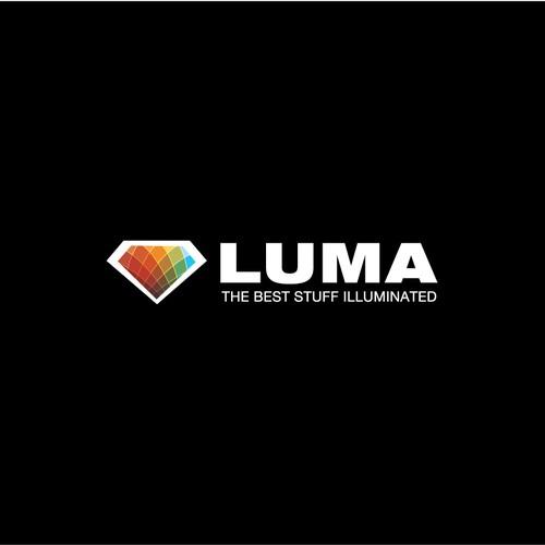 logo for Luma