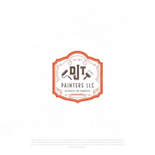 Vintage Painters Logo