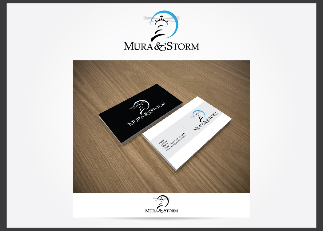 Help Mura & Storm with a new logo