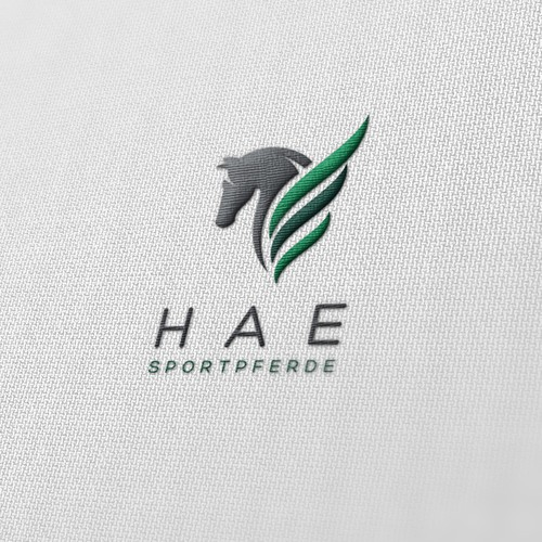 Luxurious logo concept for sport and rehabilitation center