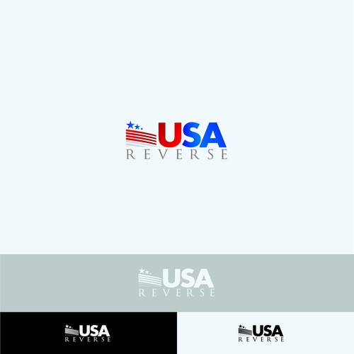 USA Reverse logo