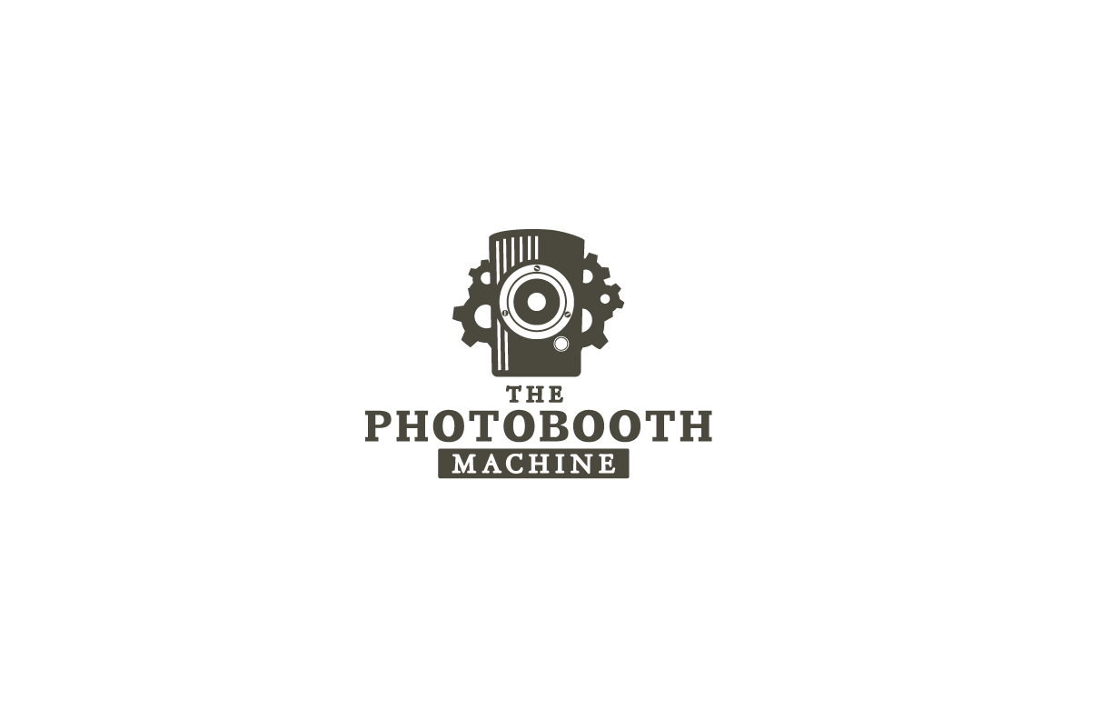 Create a nostalgic, steampuck inspired logo for The Photobooth Machine