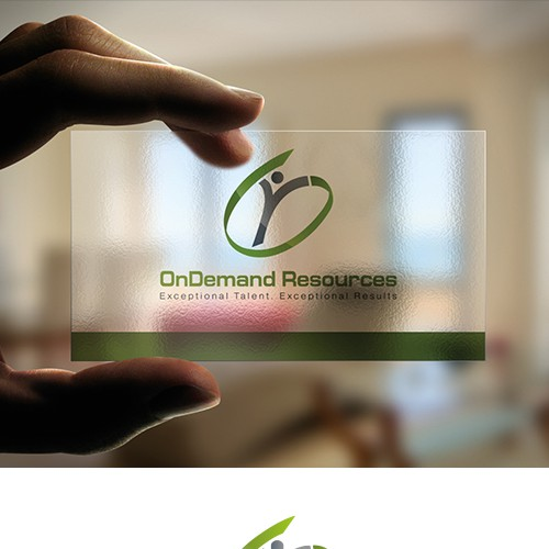 New logo design for OnDemand Resources - looking for out of box thinkers!