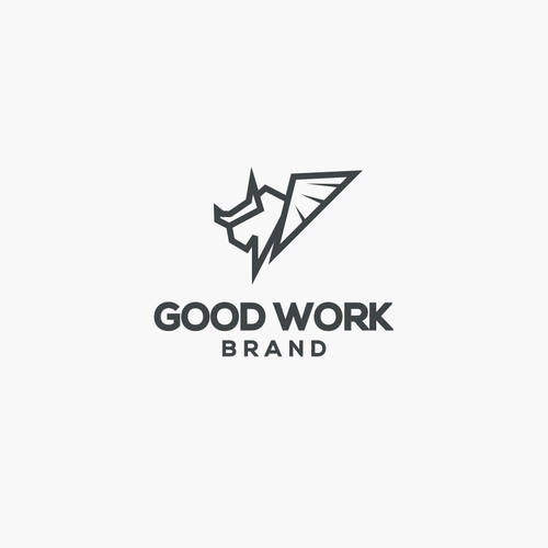Good Work Brand with OX and WING