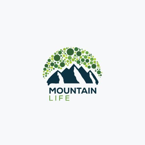 Logo design for MountainLife