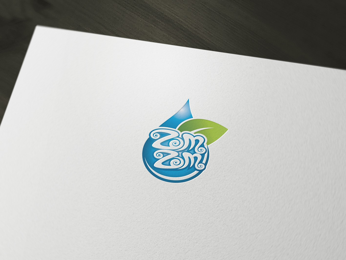Eye catching unique logo that customers just go for it with love and passion