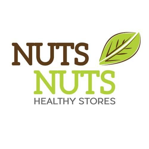 Logo Design created for healthy stores business
