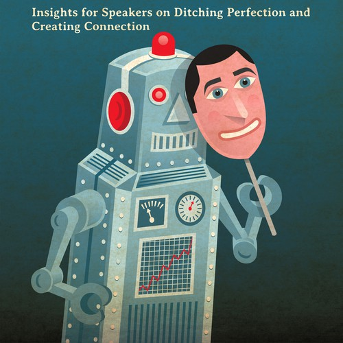 """Presenting for Humans"" book cover"