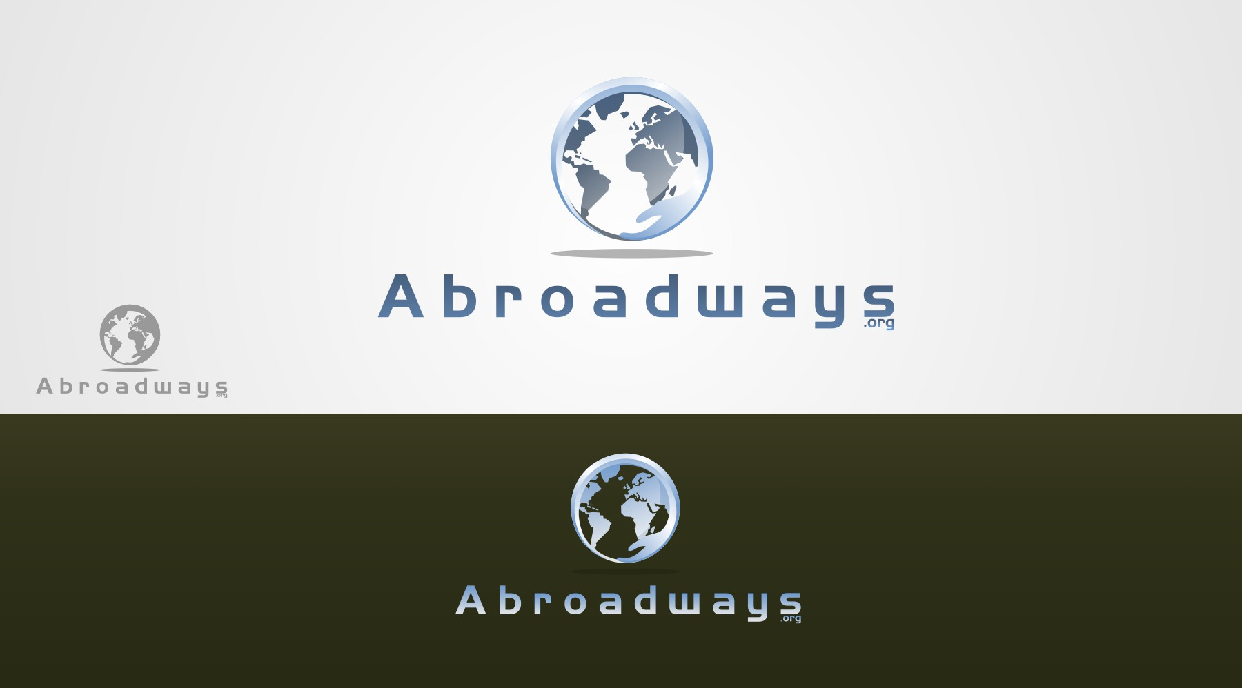 Help Abroadways with a new logo