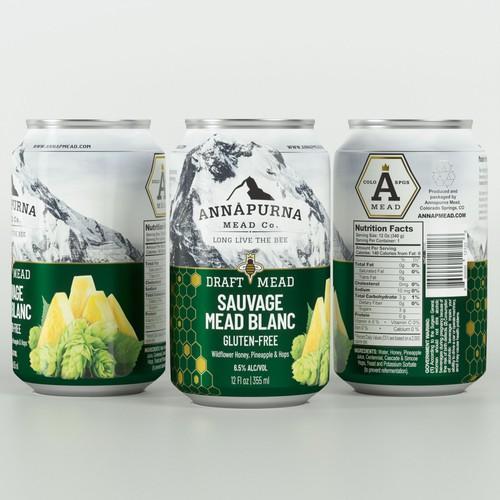 Annapurna Sauvage Mead Blanc