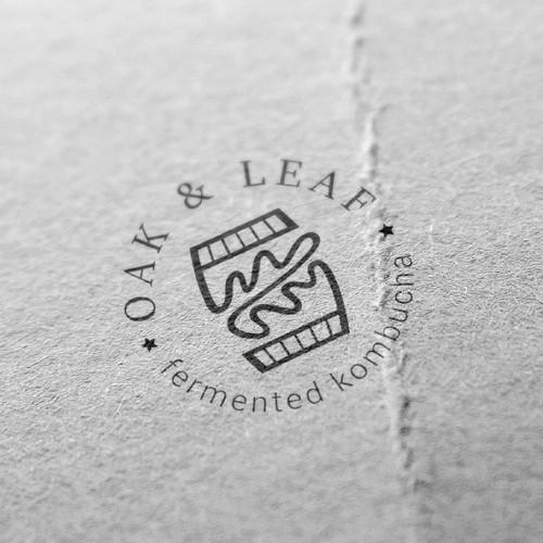 Oak & Leaf