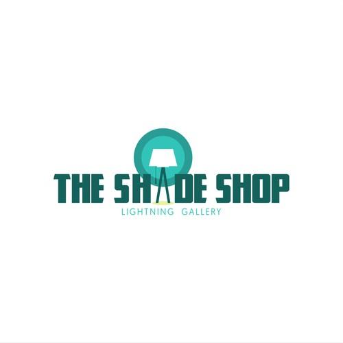 Bold Logo design for ShadeShop