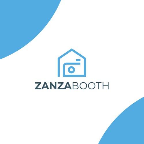 Camera and house logo