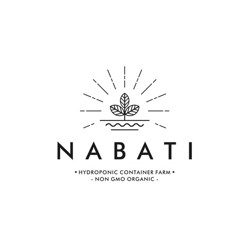 Concept logo for Nabati