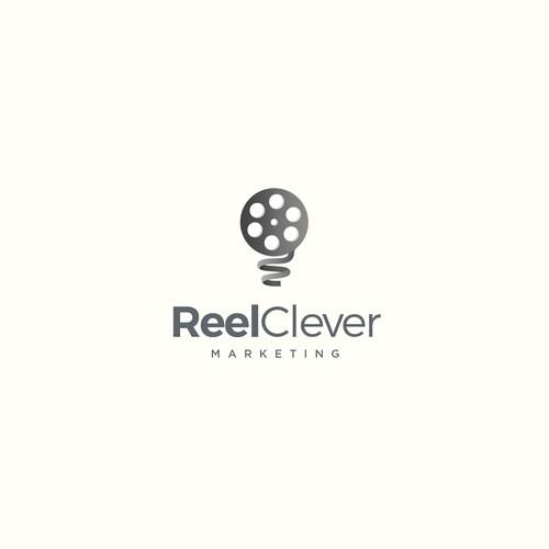 Reel Clever Logo