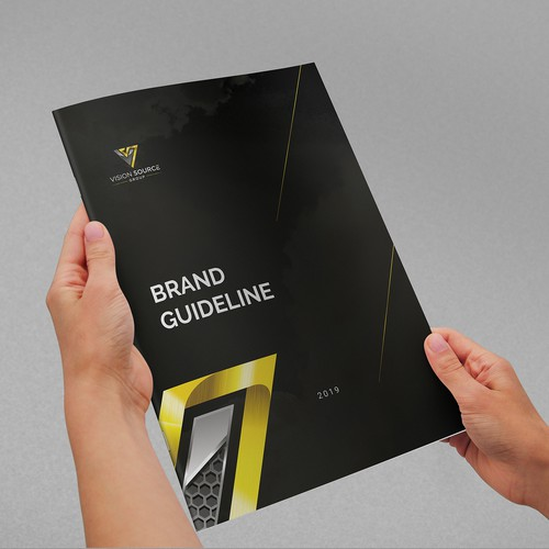 Brand Guidelines for Vision source