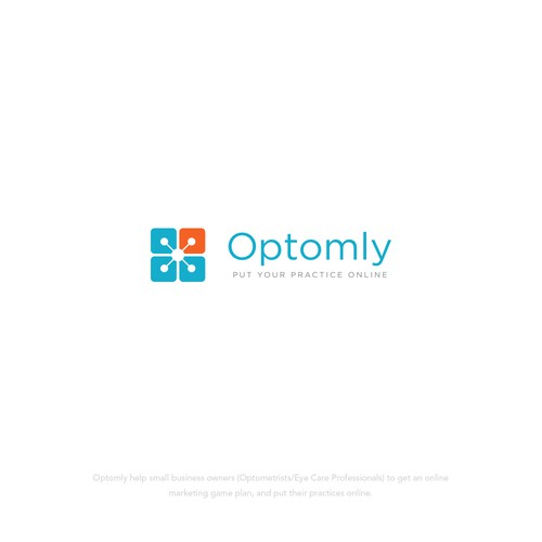Optomly Logo Concept