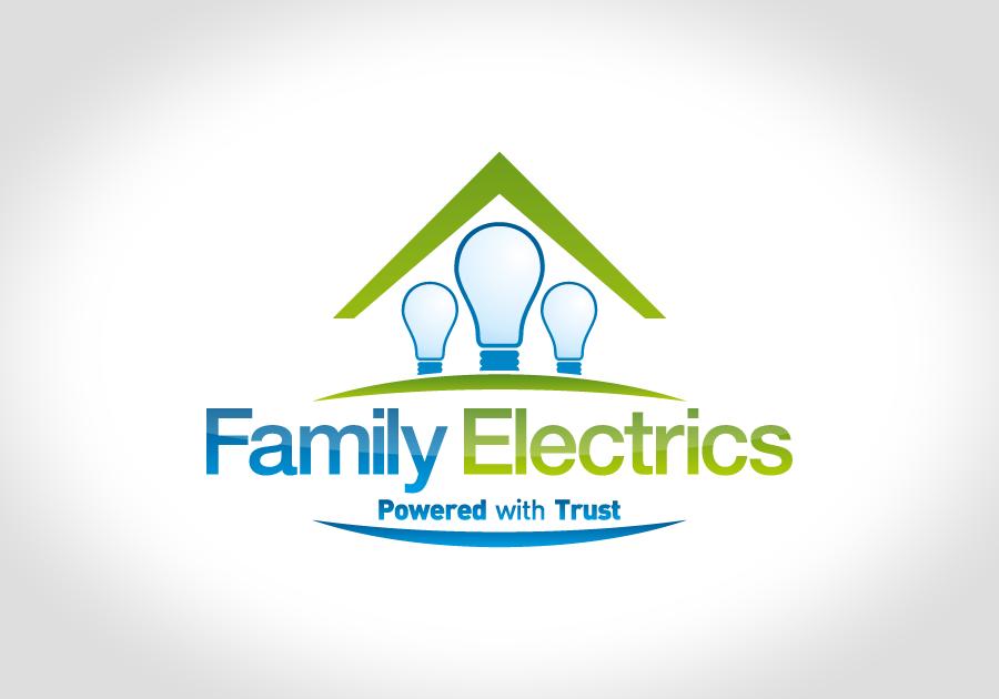 logo for Family Electrics