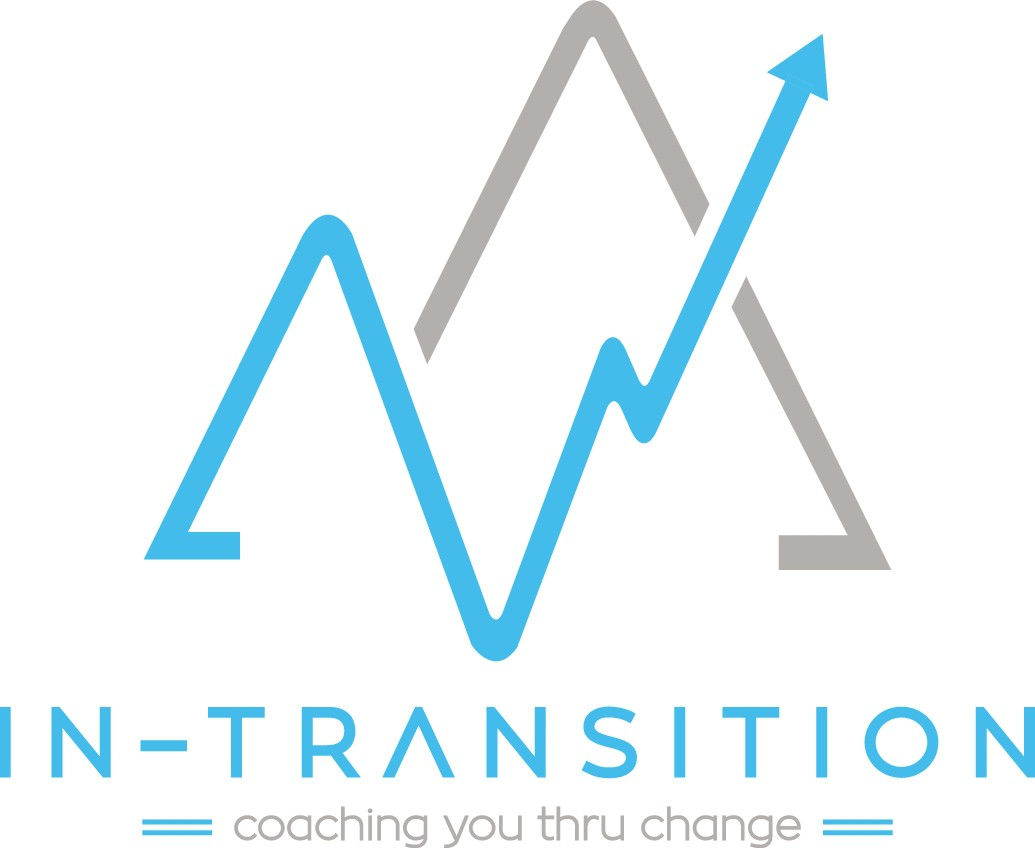Do you know what in-transition coaching is ? Discover it and design an appealing logo !