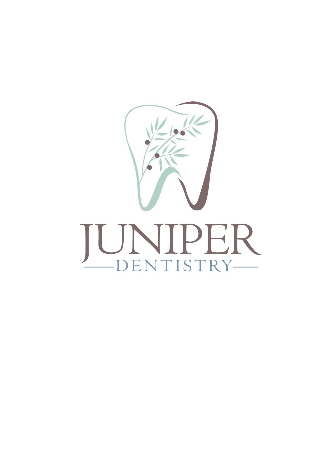 Design a logo for a high end neighborhood dental office