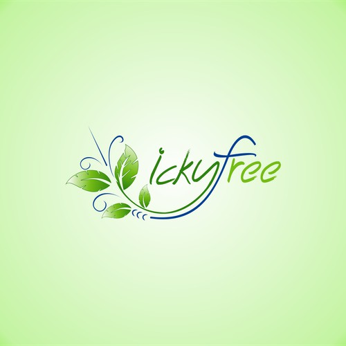 Modern, Whimsical, Playful, but CLEAN design needed for IckyFree