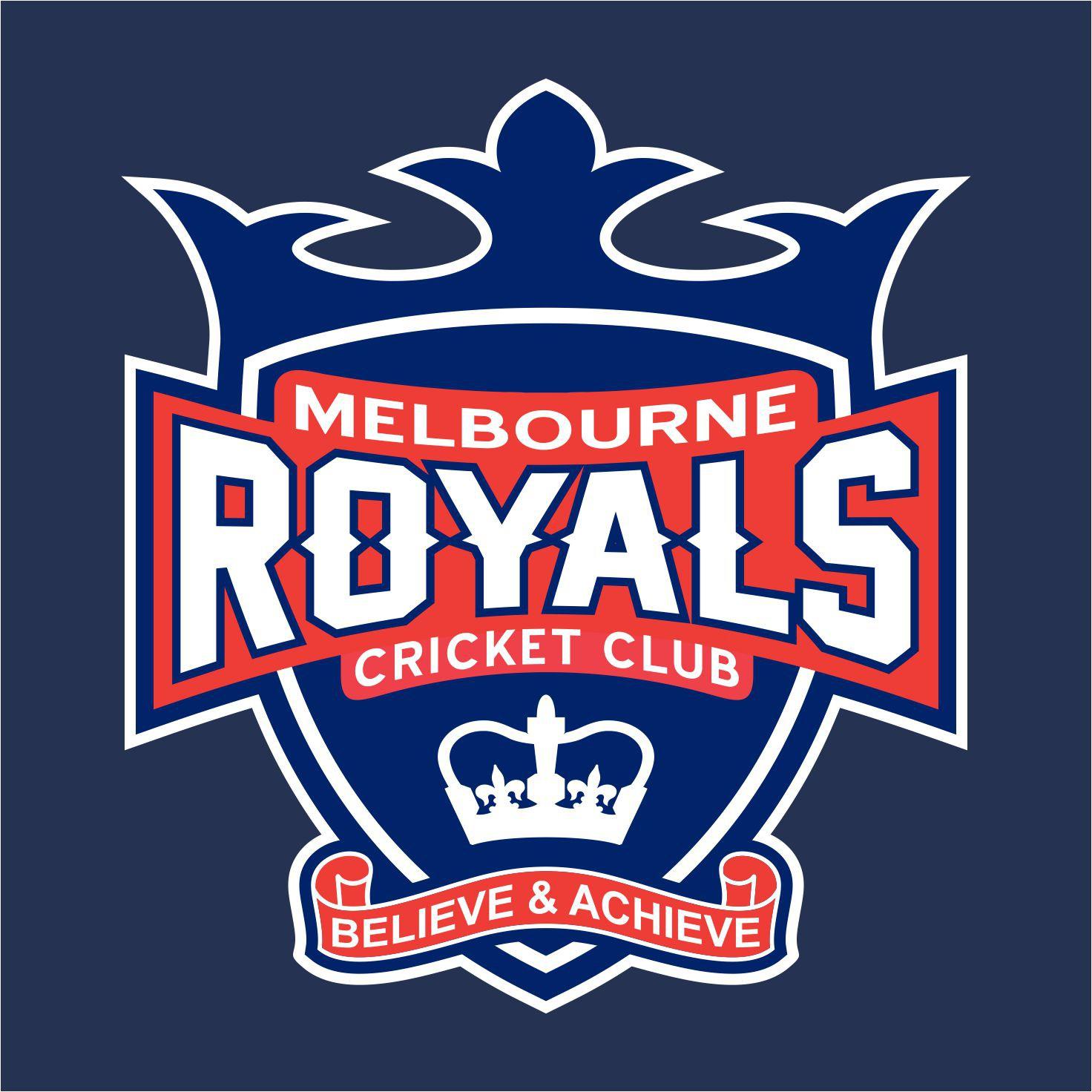 logo for Melbourne Royals Cricket Club