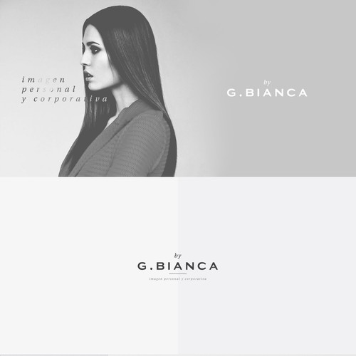 Logo design for G.Bianga - personal stylist