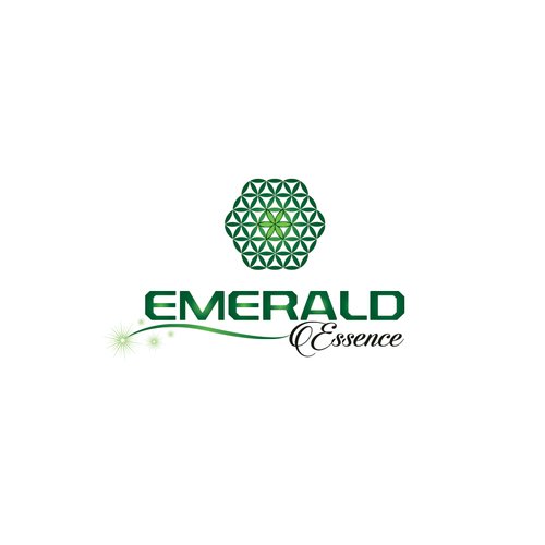 Logo for Emerald Essence
