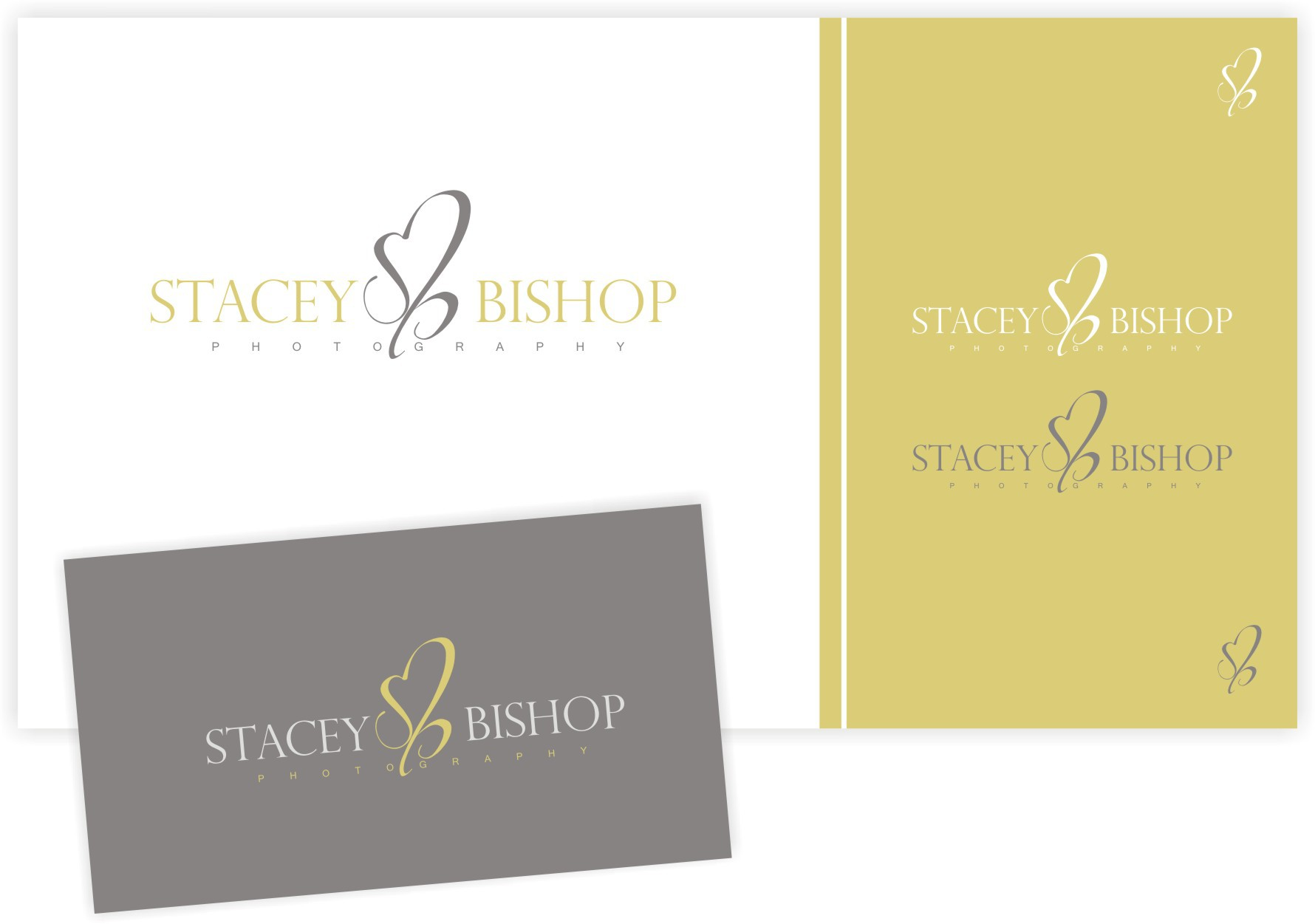 New logo wanted for Stacey Bishop Photography