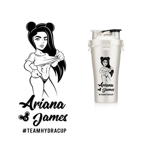 Ariana James character