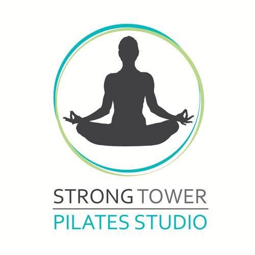 Pilates Studio Logo