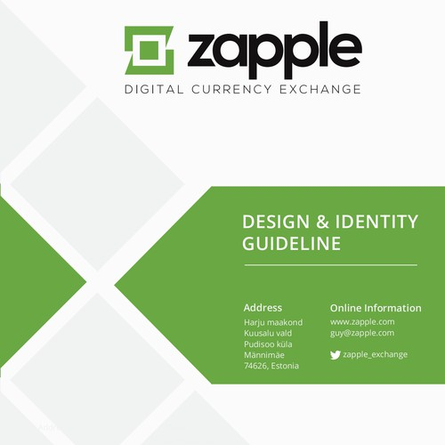 Zapple Brand Style Guide