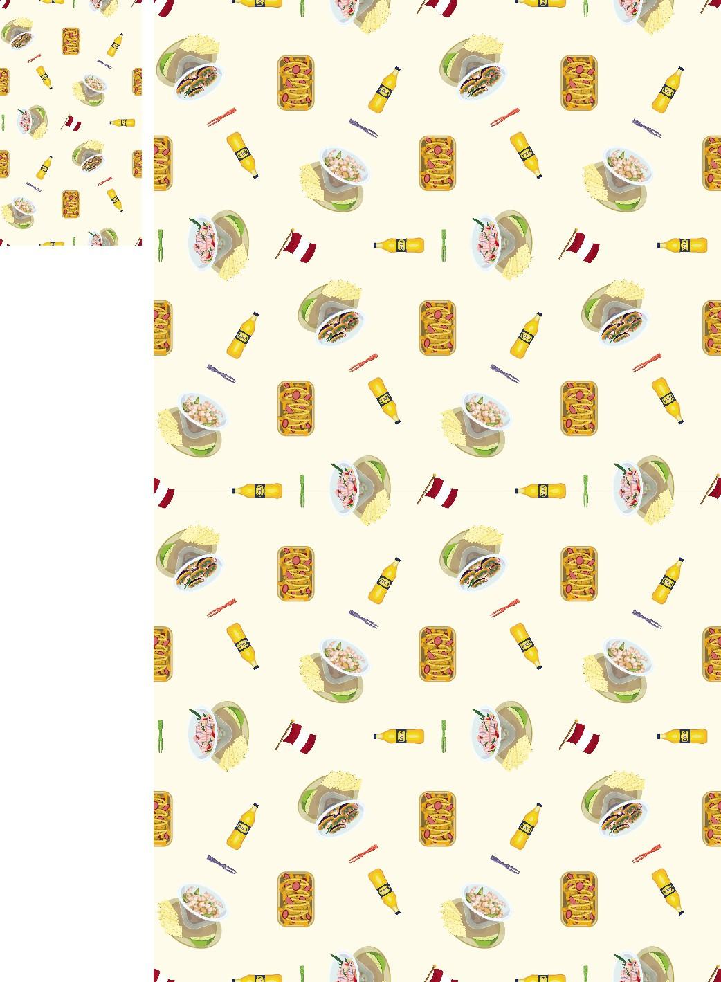 latin food shirts designs