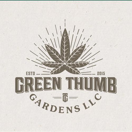 Logo for Green Thumb Gardens
