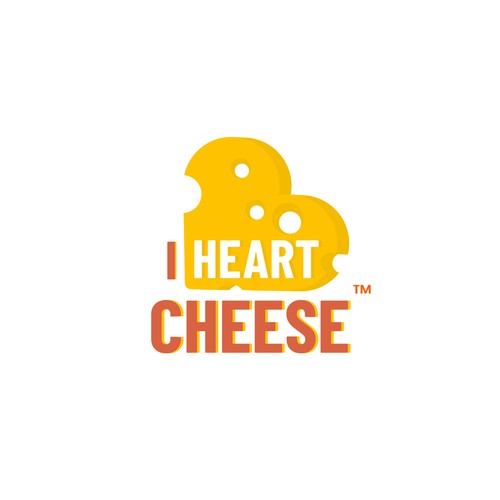 Logo for new online cheese shop.
