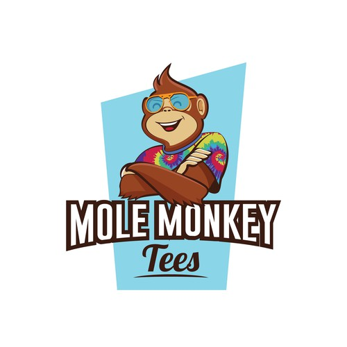 Mole Monkey Tees