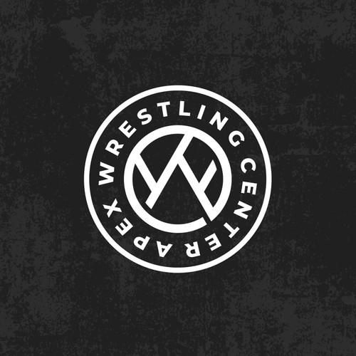 Apex Wrestling Center Logo