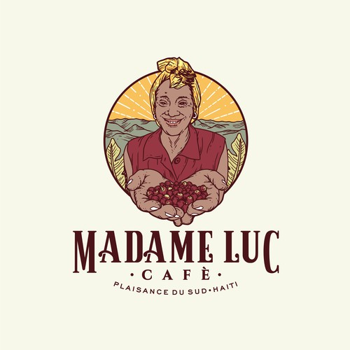 Logo for Madame Luc Cafe