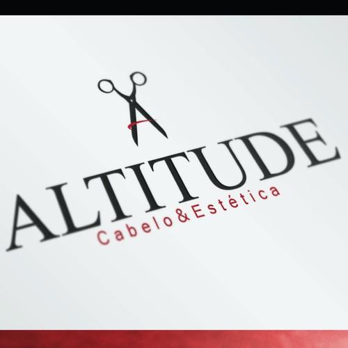"""ALTITUDE"" • New Beauty Salon needs a unique, modern and stylish logo"